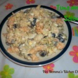 Tuna Noodle Salad recipe
