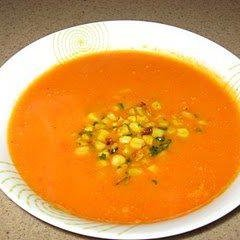 Roasted Bell Pepper Soup recipe