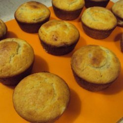 Cranberry Cheesecake Muffins recipe