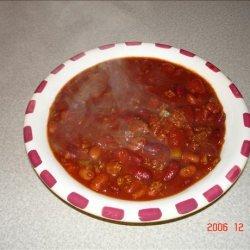 Uncle Bob's Chili recipe