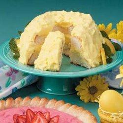Lemon Angel Cake recipe