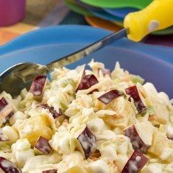 Pineapple Coleslaw recipe