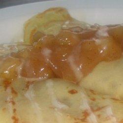 Apple Maple Cream Pie recipe