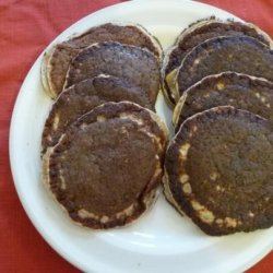 Healthy Flax and Protein Pancakes recipe