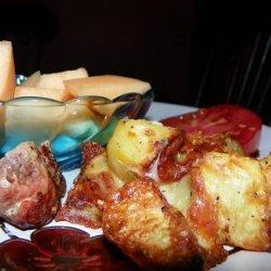 Crispy Roasted New Potatoes recipe