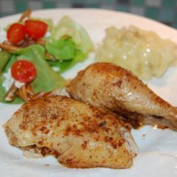 The Best Whole Chicken in a Crock Pot recipe