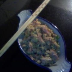 Delicious Chinese Fried Rice recipe