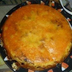 Breakfast Upside-Down Cake recipe