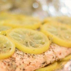 Lemon Herbed Salmon recipe