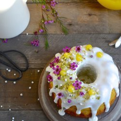 Lemon Poppy Seed Bundt Cake recipe