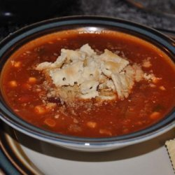 Allen's Chili Soup recipe