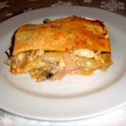 Mom's Chicken Lasagna recipe