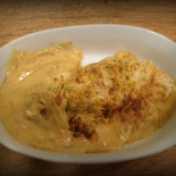 Poor Man's Lobster Thermidore recipe
