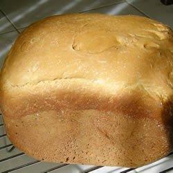 Maple Whole Wheat Bread recipe
