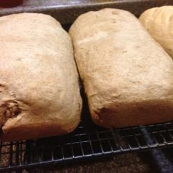 Whole Wheat Bread II recipe