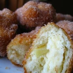 Mom's Apple Fritters recipe