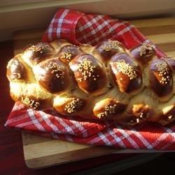Shabbat Challah recipe