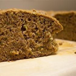 Kingman's Vegan Zucchini Bread recipe