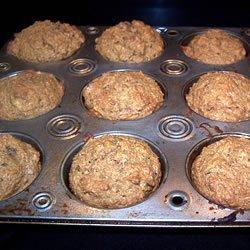 Bran Muffins III recipe