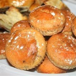 Lemon Poppy Seed Muffins II recipe