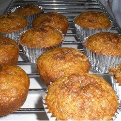 Bran Muffins II recipe