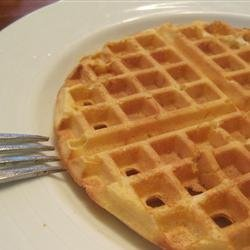 Mammaw's Waffles recipe