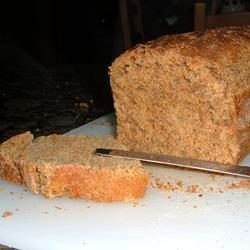 High Flavor Bran Bread recipe