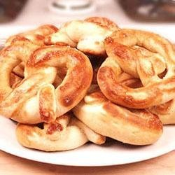 Soft Pretzels I recipe