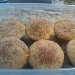 Sugar and Spice Muffins recipe