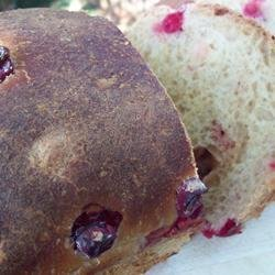 Cranberry Orange Breakfast Bread recipe