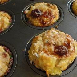 Pina Colada Muffins recipe