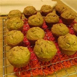 Emily's Famous Banana Oat Muffins recipe