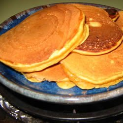 Graham Griddle Cakes recipe
