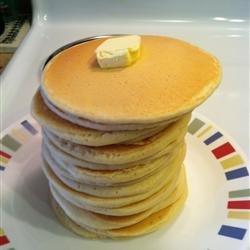 Pancakes II recipe