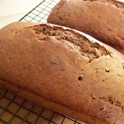 Banana Nut and Ginger Bread recipe