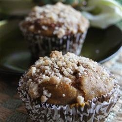 Cream Cheese Filled Pumpkin Muffins recipe