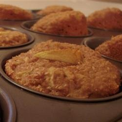 Apple Bran Muffins recipe