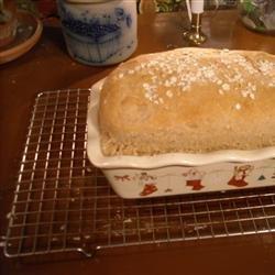 Oat Whole Wheat Bread recipe