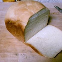 White Bread III recipe
