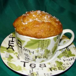 Pumpkin Tea Bread recipe