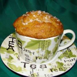 Pumpkin Tea Bread recipe