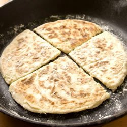 Irish Potato Farls recipe