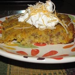 Mom's Mexican Cornbread recipe