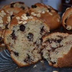 Chocolate Chip Muffins II recipe