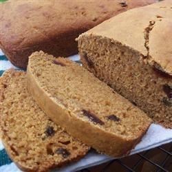 Aunt Jane's Brown Bread recipe