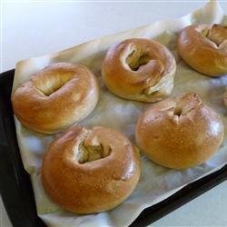 Real Homemade Bagels recipe