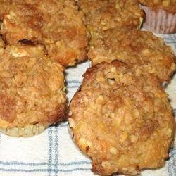 Apple Nut Muffins recipe