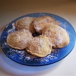 Dairy Free Whole Wheat Pancakes recipe