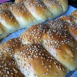 Decadent Challah Bread recipe