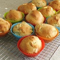 Fruit Muffins recipe